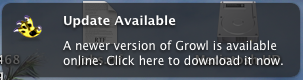 GrowlUpdate